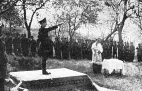 Nazistowska msza święta
