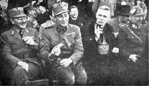 Austriaccy faszyści i kler