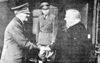 Tiso z Hitlerem