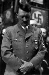 Modlący się Hitler